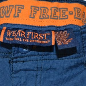wear first Shorts - 4for$25dark blue wear first cargo shorts size 34